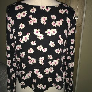 Forever 21 floral print top.